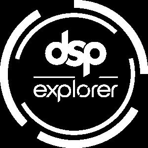 DSP-Explorer-logo-full-white-300