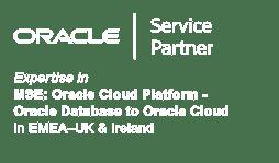 Oracle Cloud MSP