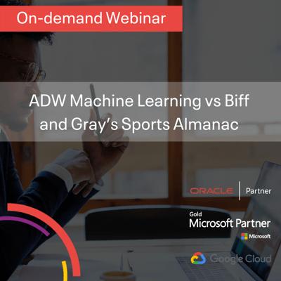ADW Machine Learning
