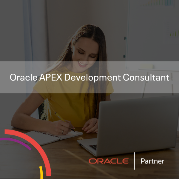 Oracle APEX Development Consultant