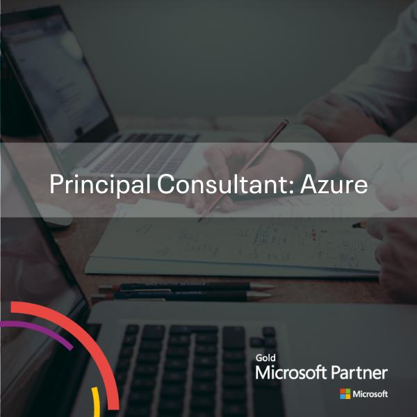 Principal Consultant Azure