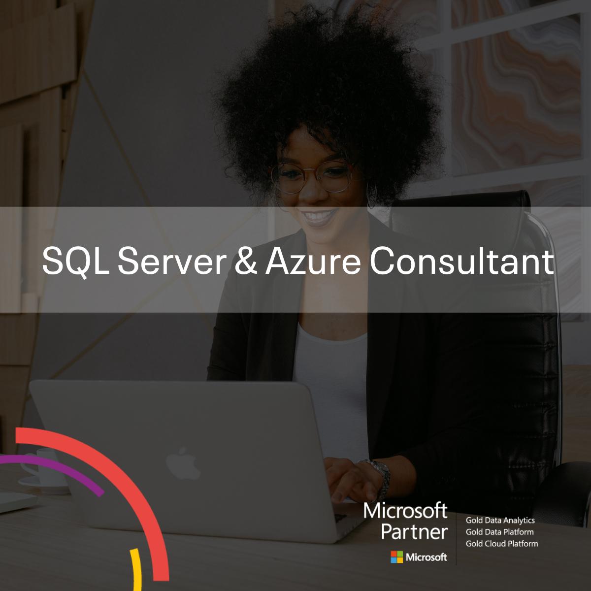 SQL Azure Consultant