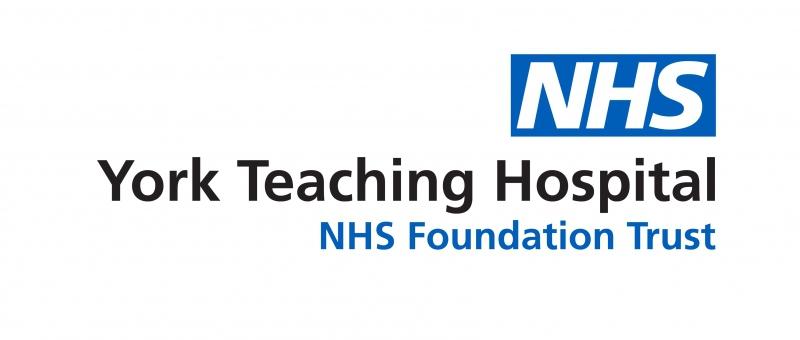 NHS York Hospital Logo