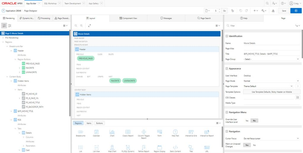 Oracle APEX Data Visualisation and Reporting 9