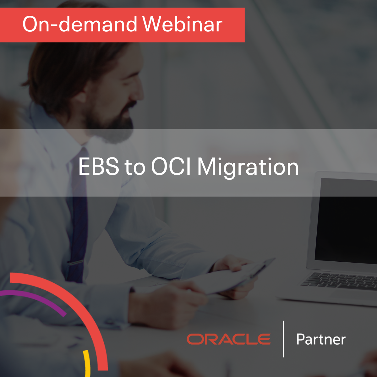 EBS to OCI Migration